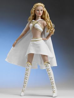 Phantom Zone Supergirl - DC Stars Collection - Tonner Doll Company