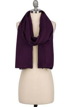 Modal Maxi Wrap - Royal Violet