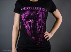 Disturbed Fear the Reaper Women's T-shirt   Sonifly®