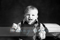 9 Month Old, Rowen | Baby Photographer