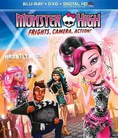 49 images of the Monster High: Frights, Camera, Action! Photos of the Monster High: Frights, Camera, Action! Juegos Monster High, Universal Studios, Kate Higgins, Peliculas Audio Latino Online, Trailer Peliculas, Film Streaming Vf, Movies 2014, Movies Free, Vampire Queen