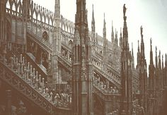 need to go... Milan Cathedral