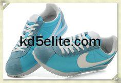 Nike Classic Cortez Nylon Womens Tiffany Blue Charcoal Blue White 354698 411 Tiffany Blue Shoes, Nike Classic Cortez, Blue Nike, Nike Cortez, Charcoal, Blue And White, Sneakers, Women, Fashion