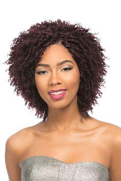 Sensationnel 100% Remi Human Hair Crochet Braids Tiana Loop