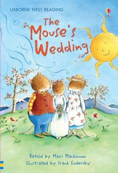 The Mouse's Wedding • English Wooks