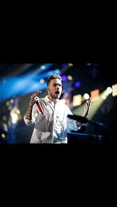 Liam ;) Late Late Show