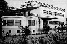 """Villa Schranz """"Das Narrenschiff"""", Mainau (1930)"""