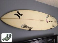 pro surfboard wall mount with multiple display options u2014 surfboard wall mounts from mountit specialists in wall mounted surfboard racks