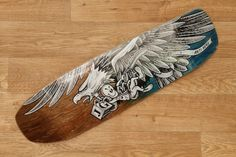 "Anti Hero Deck Grosso Eagle Doll 9.25"" £55.00"