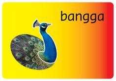 Bangga = proud What can I do to feel proud?  #emotions www.lekkerinjevelspel.nl