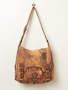 Free People Leopardito Bag, $428.00