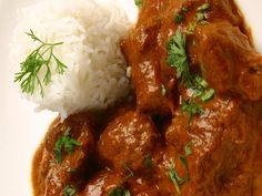 An easy Lamb Curry recipe with a Pakistani flair!