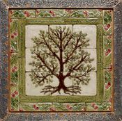 Tree Of Life Tile Mural Art Pinterest Tiles Murals And