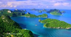 "A ""must do"" tour is Ang Thong National Marine Park, an archipelago consisting of 42 mainly uninhibited lush tropical Islands. Ang Thong is, without doubt, one of the most stunning places in the world.  Tours of Ang Thong National Marine Park are available at Island Info, inside Ark Bar Beach Resort http://www.islandinfokohsamui.com/"