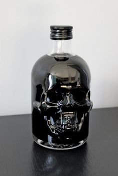 collect old glass bottles. create molded skull sculptures on them and paint a single solid color or pop colors with pattern.