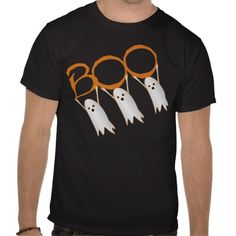 Boo! Cute Ghosts Halloween Tee shirts. Many styles available. Clothes, clothing, fashion, for men, women, children, toddlers, kids, boys, girls, infant creepers. Fleece Tops, Polo shirts. Tank Tops. Hoodies. Sweatshirts.