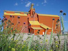 Davidson, Saskatchewan ---- Image by Will Kellogg
