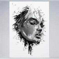 Balázs Solti - Look - Print