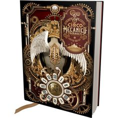 Livro - Circo Mecânico Tresaulti: Limited Edition
