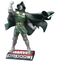 Dr. Doom Maquette - Marvel - Statue - Limited Edition - Certificate of Authenticity