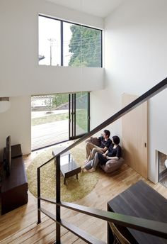 Compact Wooden Home With Japanese Details For Young Couples