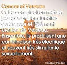 d02ff13237d463 Cancer et Verseau – Cette combinaison met en jeu les vibrations lunaires de  Cancer et l élément Uranien de Verseau. Ensemble, ils produisent une  combinaison ...