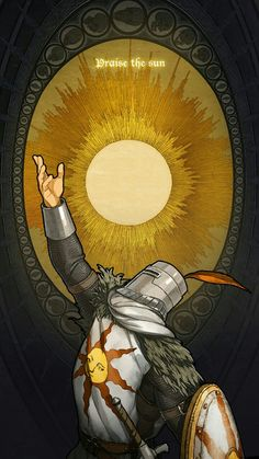 DarkSoulsWallpaper-Solaire of Astora