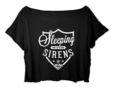 ASA Women's Crop Top Sleeping with Sirens Shirt (Black) ASA https://www.amazon.com/dp/B00ZHMTI86/ref=cm_sw_r_pi_dp_x_lZaRybQJRCVY5