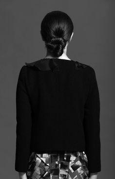 The Little Black Jacket.