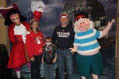Pirates & Pals Fireworks Cruise - Detailed review on what to expect if you book this fun cruise - Fun for the whole family