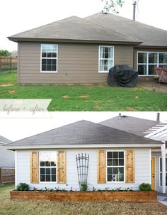 30 Inexpensive DIY Projects To Beautify Your Home Exterior