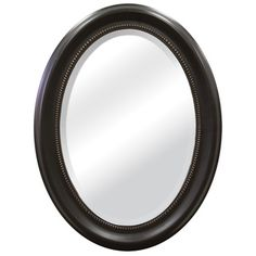 MCS Industries Classic Bronze Oval Mirror