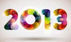 Feliz Año 2013 les desea El Rincón de Edy.