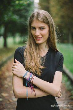 New friends & clients in Paris. Thank you! We are grateful! *Zen wrap bracelets by The Zen Project