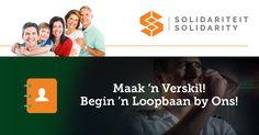 ONS HET 'N POS VAKANT! >> Pos: Junior Litigant, Plek: Centurion (Gauteng), Maatskappy: Solidariteit. Meer informasie en aansoeke KLIEK HIER >> https://www.capsulink.com/GB5B1v