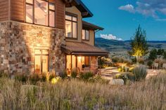 Custom Home Builder Park City