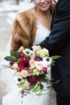 """Vintage Bridal Fur Shop and """"Old Hollywood"""" Glamour Fur by RedCarpetVintageFurs Winter Wedding Shawl, Winter Wedding Bridesmaids, Winter Bride, Wedding Shawls, Winter Wedding Flowers, Rustic Wedding Flowers, Wedding Colors, Vintage Fur, Vintage Bridal"""