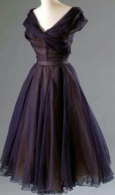 Christian Dior Cocktail Dress, 1950