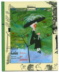 Babcia na jabłoni - Kangur księgarnia - Myślanki Kraków