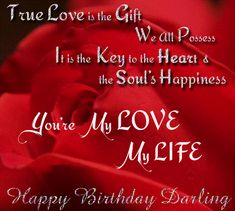 9 best birthday wishes images on pinterest birthday wishes frases happy birthday love quotes for him or her m4hsunfo