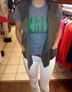 Perfect outfit for the Eagles game! @JFclothing