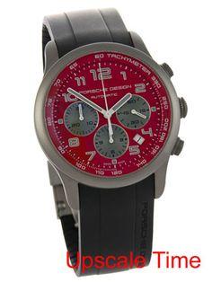 Porsche Design Dashboard Chronograph Automatic Men's Luxury Watch 6612.10.84.1139