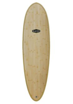 #planetsports BUSTER - Surfboard Wood 6'2 20'' 2''1/2 Micro Egg Wood one colour