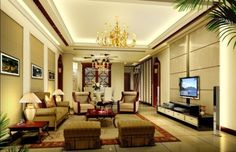 Plan Ceiling Designs For Small Living Room