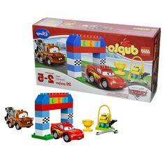 Lego Гонки на Тачках (10600)