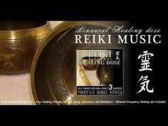 I-Reiki - 靈氣 Reiki Music Healing: Tibetan Bowls - YouTube