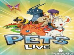 Pets Live  Android Game - playslack.com , Become the champion leader for pets. analyze the world, ajar brand-new beast of all kinds and magnitudes, enrage and good. combat, make knocked , look after, work and interact your pets. wield over qualities of your pets to combat to other players online!