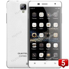 """Presell OUKITEL K4000 PRO 5.0\"""" 2.5D Tempered Glass Screen 64-bit Quad-core Android 5.1 4G Phone 13MP CAM 4600mAh Battery P07-K40"""
