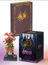 The Legend of Zelda Majoras Mask 3D ULTIMATE Edition Bundle Nintendo 3ds new