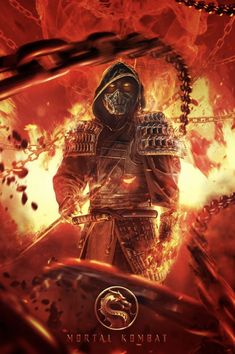Sub Zero Mortal Kombat, Scorpion Mortal Kombat, Raiden Mortal Kombat, Claude Van Damme, Science Fiction, Sword Drawing, Gaming Wallpapers, Video Game Art, Video Game Characters
